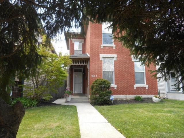 961 Harrison Avenue, Columbus, OH 43201 (MLS #218013779) :: The Raines Group