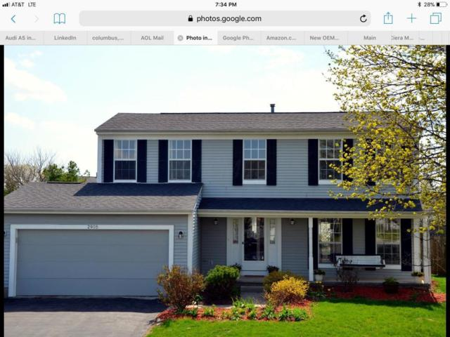 2905 Culver Drive, Hilliard, OH 43026 (MLS #218013817) :: RE/MAX ONE