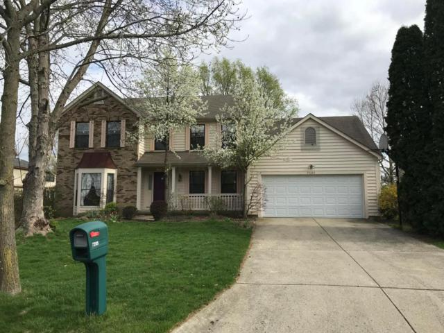 7205 Mojave Street, Dublin, OH 43017 (MLS #218013912) :: Berkshire Hathaway HomeServices Crager Tobin Real Estate