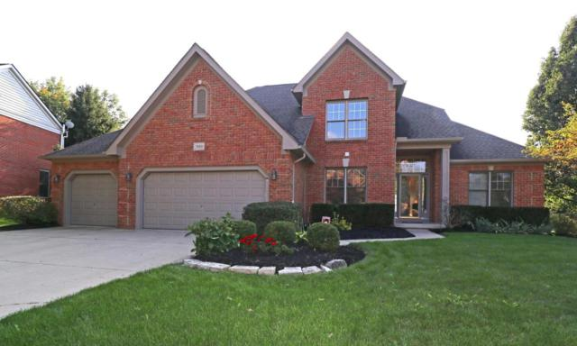 5889 St George Avenue, Westerville, OH 43082 (MLS #218014040) :: CARLETON REALTY
