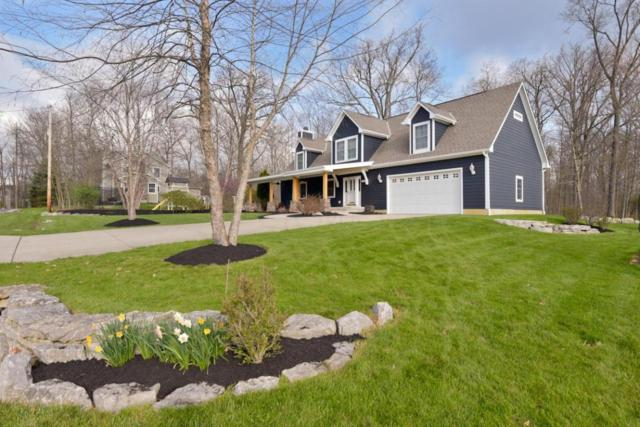 180 W Mohawk Drive, Powell, OH 43065 (MLS #218014045) :: Berkshire Hathaway HomeServices Crager Tobin Real Estate