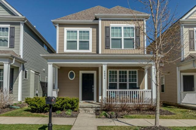 5994 Trumhall Avenue, Westerville, OH 43081 (MLS #218014100) :: CARLETON REALTY