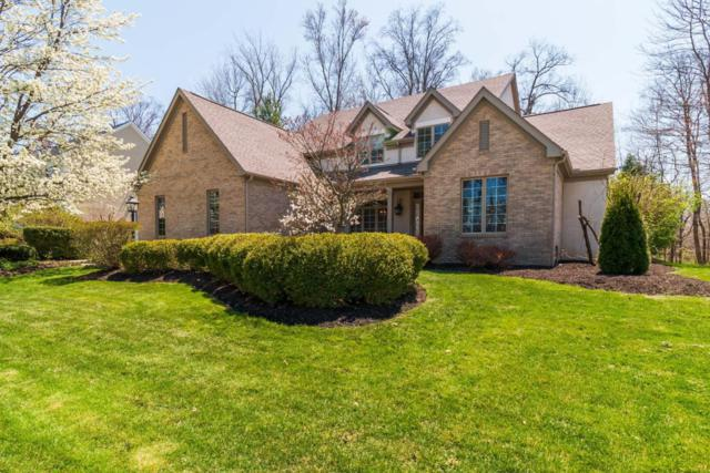 5038 Augusta Drive, Westerville, OH 43082 (MLS #218014148) :: CARLETON REALTY