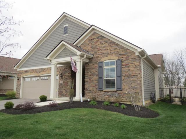 5554 Eventing Way, Hilliard, OH 43026 (MLS #218014345) :: CARLETON REALTY