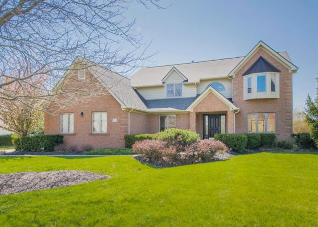 1233 Belcross Drive, New Albany, OH 43054 (MLS #218014415) :: CARLETON REALTY