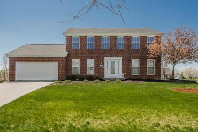 1629 Minturn Drive, New Albany, OH 43054 (MLS #218014525) :: CARLETON REALTY