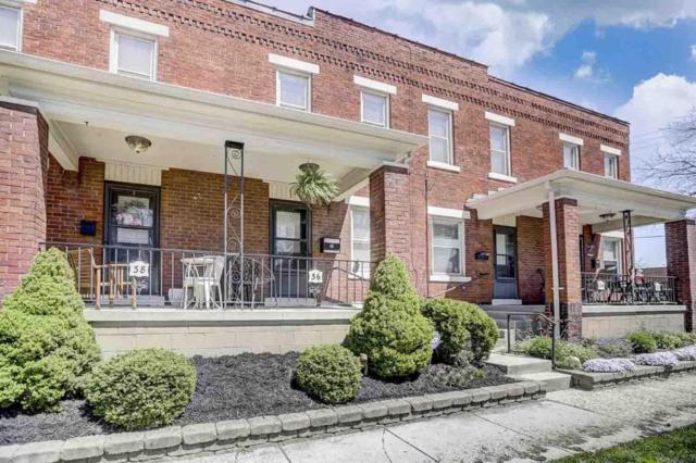 36 W Kossuth Street, Columbus, OH 43206 (MLS #218014533) :: CARLETON REALTY
