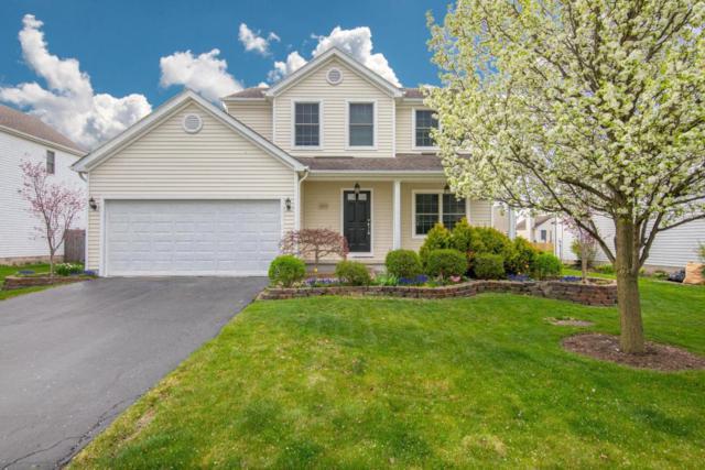 1215 Sassafras Lane, Marysville, OH 43040 (MLS #218014822) :: Signature Real Estate