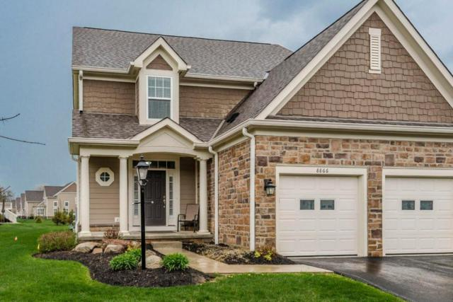 8866 Vineyard Haven Drive, Dublin, OH 43016 (MLS #218014890) :: CARLETON REALTY