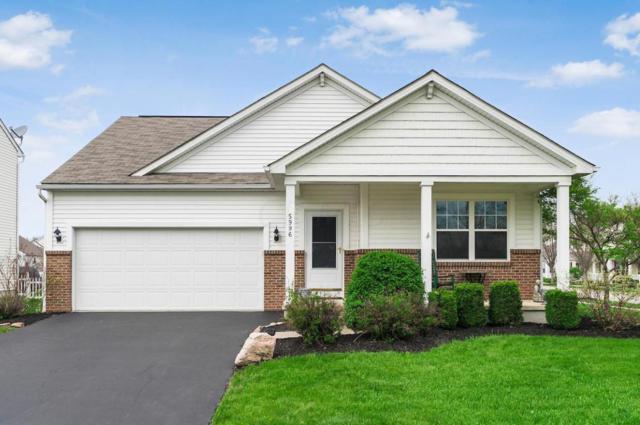 5996 Caplinger Avenue, Westerville, OH 43081 (MLS #218014897) :: CARLETON REALTY