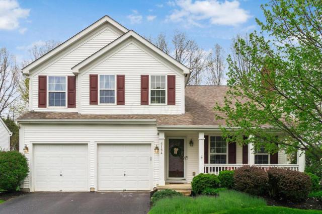 6164 Hilltop Trail Drive, New Albany, OH 43054 (MLS #218014977) :: Signature Real Estate
