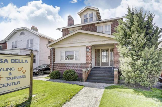 2961 Sullivant Avenue, Columbus, OH 43204 (MLS #218015020) :: Berkshire Hathaway HomeServices Crager Tobin Real Estate