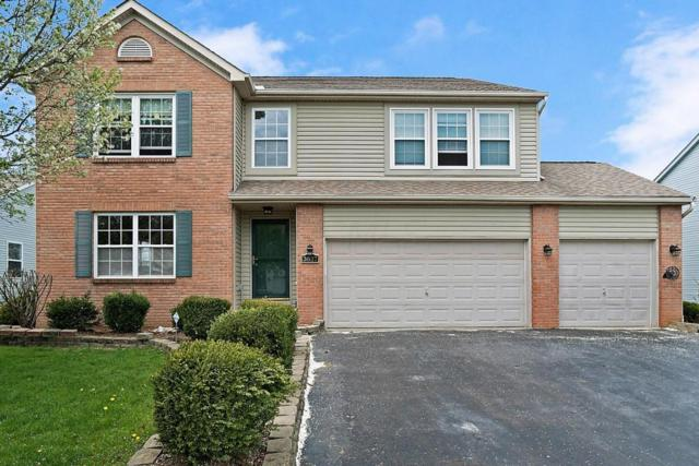3827 Lake Lanier Drive, Grove City, OH 43123 (MLS #218015042) :: Berkshire Hathaway HomeServices Crager Tobin Real Estate