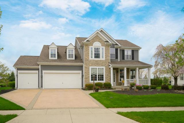 7668 Indian Springs Drive, Powell, OH 43065 (MLS #218015182) :: CARLETON REALTY