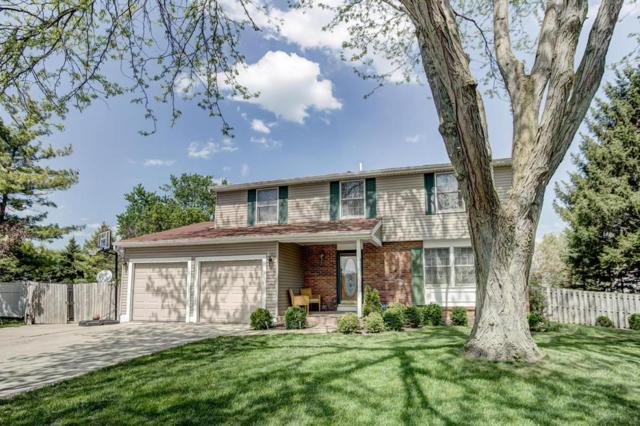3438 Jillmarie Court, Columbus, OH 43221 (MLS #218015525) :: Berkshire Hathaway HomeServices Crager Tobin Real Estate