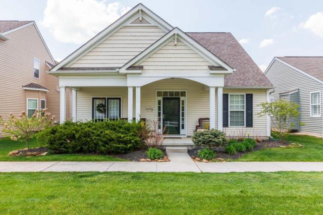 6135 Highlander Drive, Westerville, OH 43081 (MLS #218015534) :: CARLETON REALTY