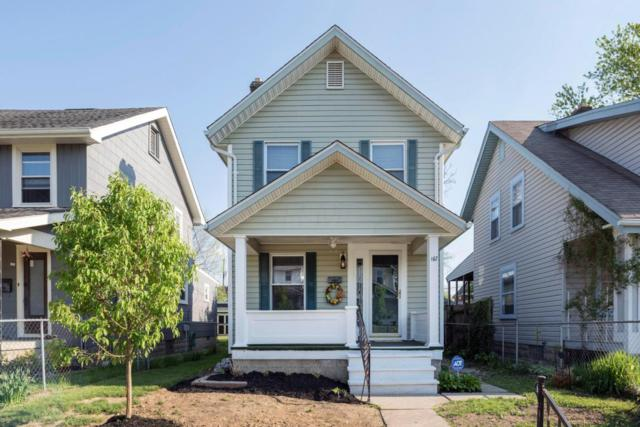 167 E Welch Avenue, Columbus, OH 43207 (MLS #218015544) :: CARLETON REALTY