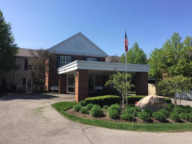 5935 N High Street #120, Worthington, OH 43085 (MLS #218015645) :: Signature Real Estate