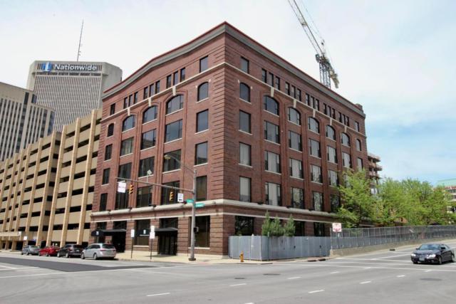 78 E Chestnut Street #505, Columbus, OH 43215 (MLS #218015711) :: Berkshire Hathaway HomeServices Crager Tobin Real Estate