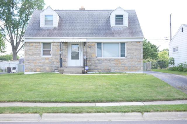 4121 Sexton Drive, Columbus, OH 43228 (MLS #218015875) :: Exp Realty
