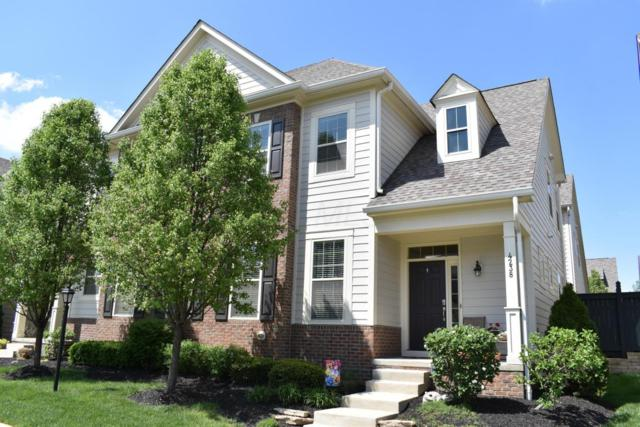 4238 Tuller Ridge Drive #91, Dublin, OH 43017 (MLS #218015879) :: Berkshire Hathaway HomeServices Crager Tobin Real Estate