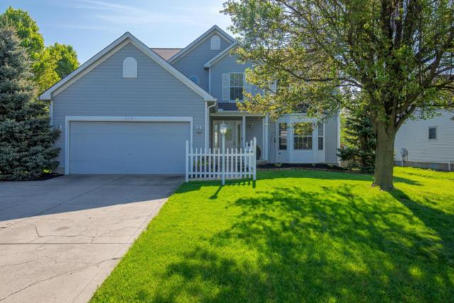 2856 Frazell Road, Hilliard, OH 43026 (MLS #218015897) :: Exp Realty