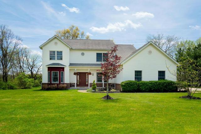 4060 Berrywood Drive, Delaware, OH 43015 (MLS #218015950) :: Berkshire Hathaway HomeServices Crager Tobin Real Estate
