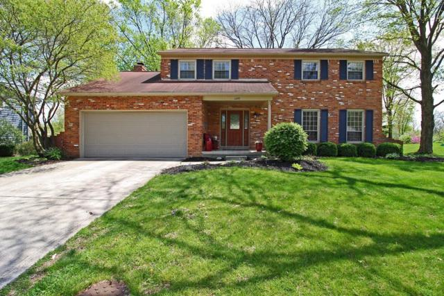 1249 Autumn Hill Drive, Columbus, OH 43235 (MLS #218015974) :: Berkshire Hathaway HomeServices Crager Tobin Real Estate