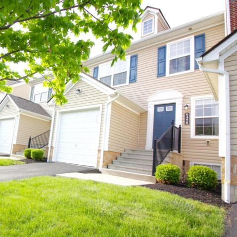 6490 Ash Rock Circle, Westerville, OH 43081 (MLS #218016098) :: CARLETON REALTY