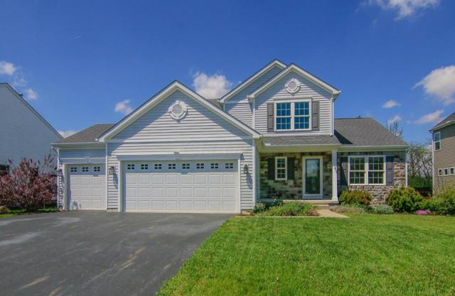 981 Kentucky Circle, Marysville, OH 43040 (MLS #218016124) :: CARLETON REALTY