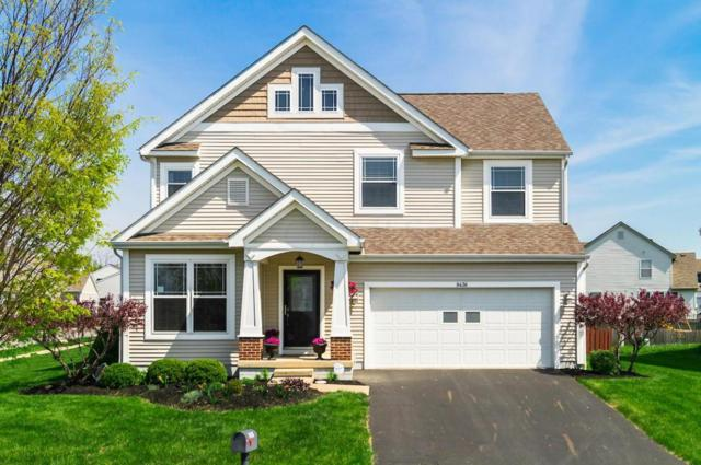 8436 Flowering Cherry Drive, Blacklick, OH 43004 (MLS #218016212) :: Exp Realty