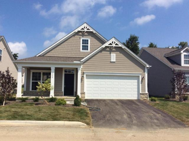 5986 Willshire Drive #32, Hilliard, OH 43026 (MLS #218016216) :: CARLETON REALTY