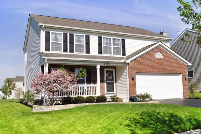 2159 Trophy Drive, Marysville, OH 43040 (MLS #218016253) :: Exp Realty