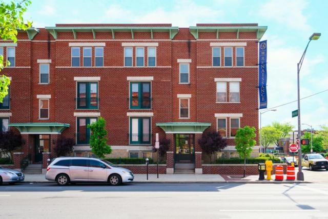 340 S 3rd Street #3, Columbus, OH 43215 (MLS #218016283) :: Berkshire Hathaway HomeServices Crager Tobin Real Estate