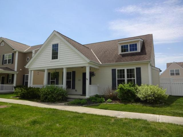 6155 Foxmeadow Drive, Westerville, OH 43081 (MLS #218016520) :: CARLETON REALTY