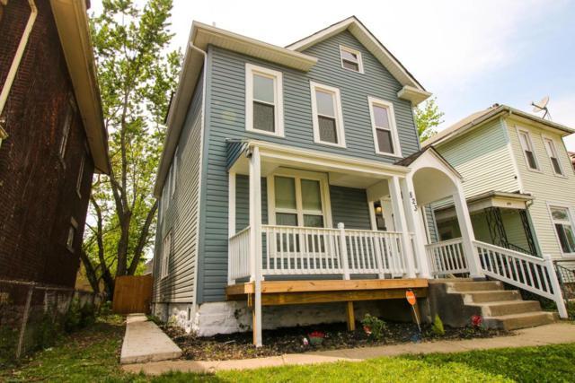 823 Gilbert Street, Columbus, OH 43206 (MLS #218016521) :: Berkshire Hathaway HomeServices Crager Tobin Real Estate