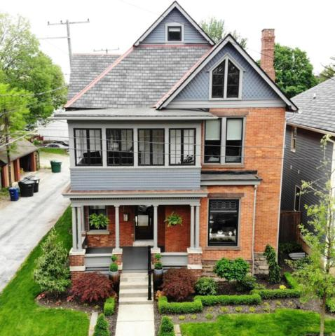 207 Wilber Avenue, Columbus, OH 43215 (MLS #218016532) :: The Mike Laemmle Team Realty