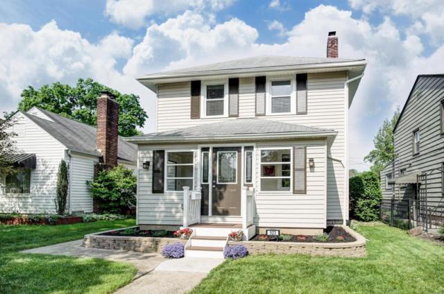 923 Mcclain Road, Columbus, OH 43212 (MLS #218016588) :: Signature Real Estate