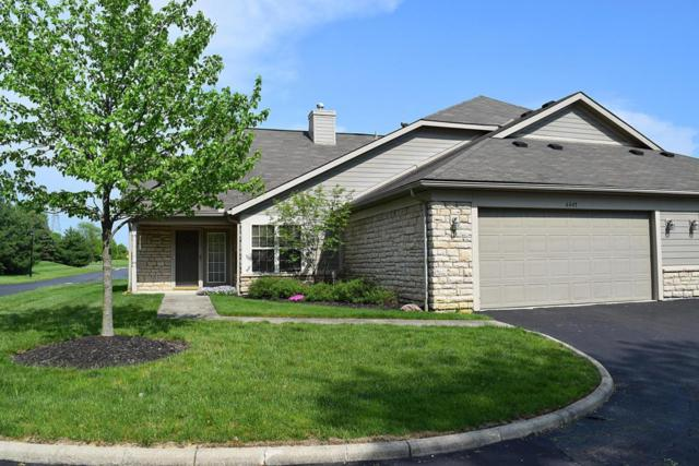 6447 Peppermill Drive, Westerville, OH 43081 (MLS #218016604) :: Berkshire Hathaway HomeServices Crager Tobin Real Estate