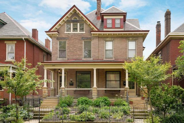 349 W Hubbard Avenue, Columbus, OH 43215 (MLS #218016662) :: The Mike Laemmle Team Realty