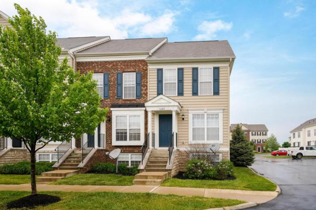 5642 Crystal Falls Street, Dublin, OH 43016 (MLS #218016682) :: Berkshire Hathaway HomeServices Crager Tobin Real Estate