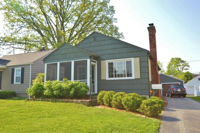 635 E Jeffrey Place, Columbus, OH 43214 (MLS #218016687) :: RE/MAX ONE