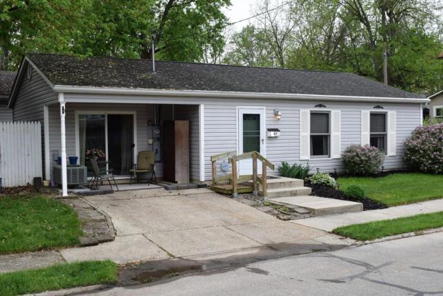 203 W 3rd Street, Marysville, OH 43040 (MLS #218016725) :: Signature Real Estate