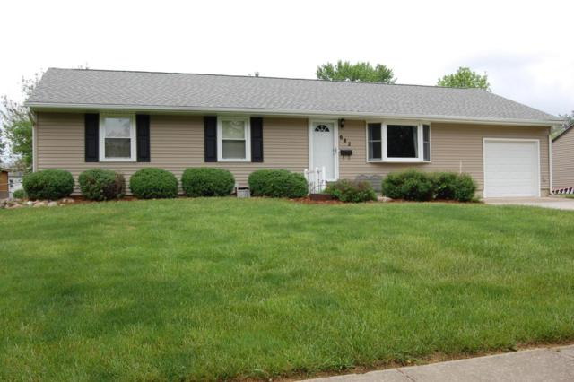 682 Andrew Avenue, Westerville, OH 43081 (MLS #218016745) :: Exp Realty