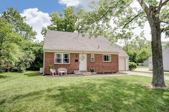 426 Old Village Road, Columbus, OH 43228 (MLS #218016796) :: The Mike Laemmle Team Realty