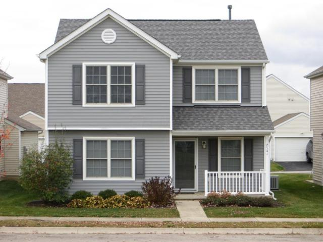 2541 Silver Fir Lane, Grove City, OH 43123 (MLS #218016805) :: Exp Realty