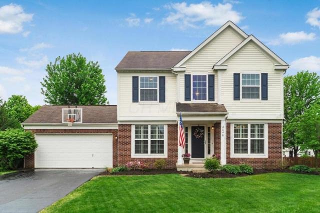 2046 Maxwell Avenue, Lewis Center, OH 43035 (MLS #218016866) :: RE/MAX ONE