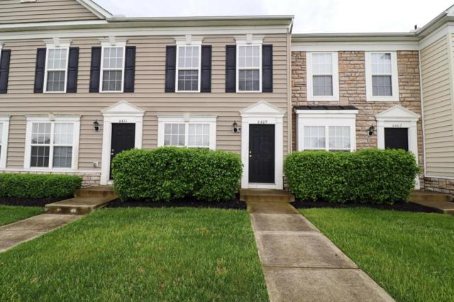 6409 Blue Knoll Drive, Canal Winchester, OH 43110 (MLS #218016916) :: CARLETON REALTY