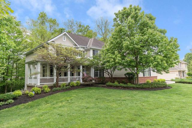 527 Riverbend Avenue, Powell, OH 43065 (MLS #218016935) :: Berkshire Hathaway HomeServices Crager Tobin Real Estate