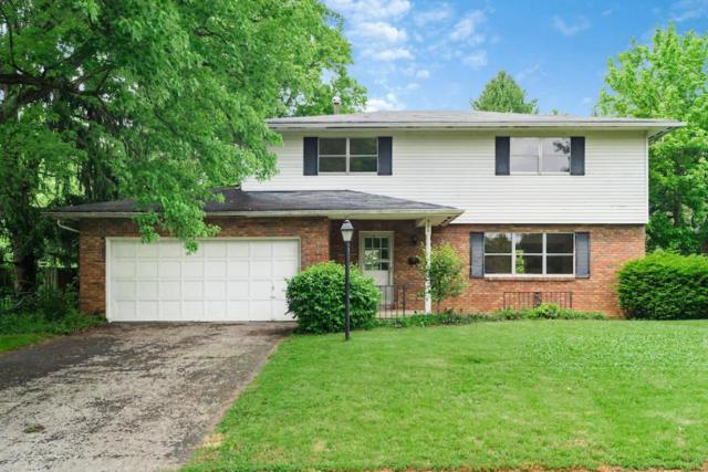 524 Longfellow Avenue, Worthington, OH 43085 (MLS #218016984) :: The Clark Group @ ERA Real Solutions Realty